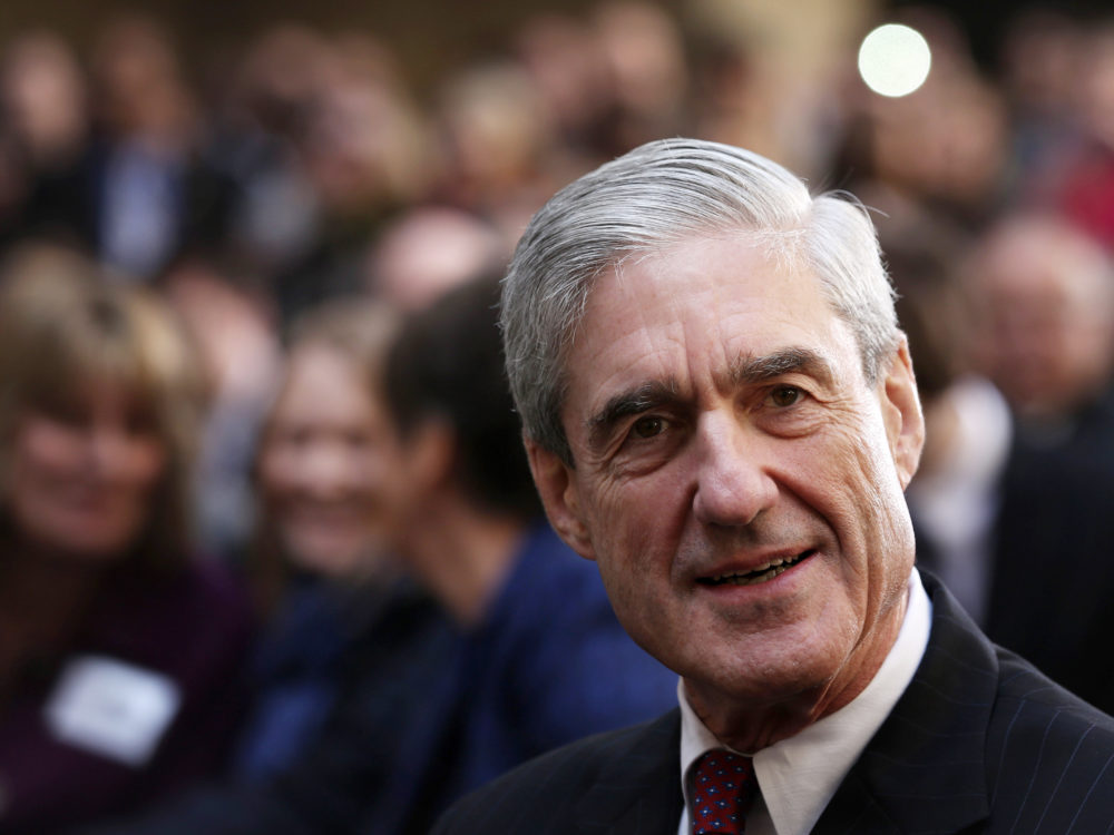 Trump Will Probably Fire Robert Mueller — Surprise