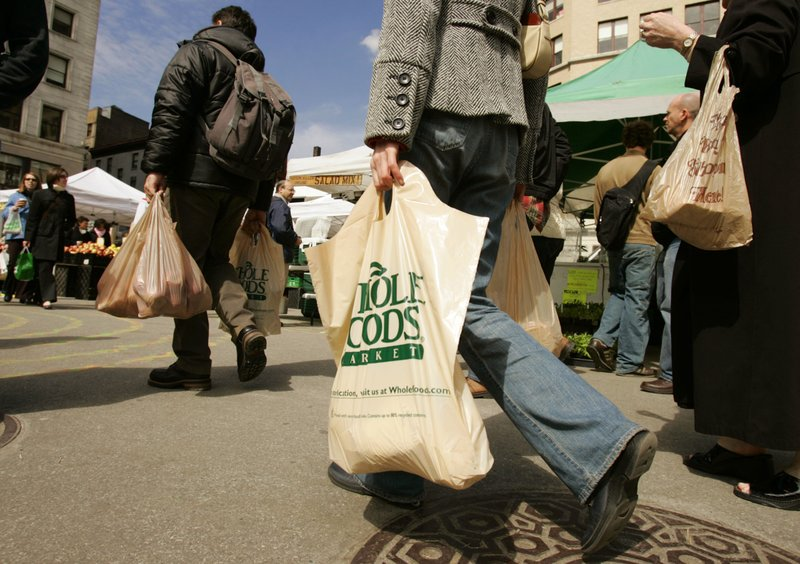 Amazon To Buy Whole Foods
