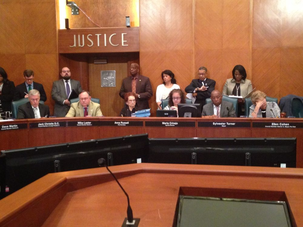 Houston's City Council recently voted to join a very controversial Texas lawsuit