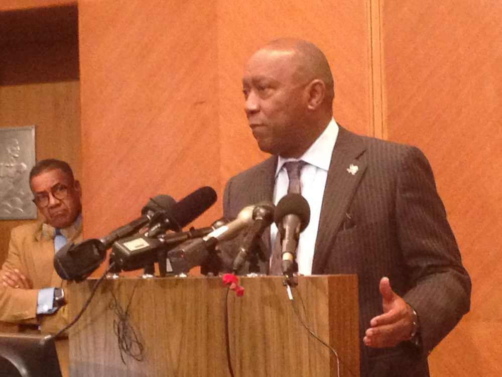 Houston Mayor Sylvester Turner is tentatively reversing course on his plans for the City's revenue cap and now says it is not likely that a proposition to repeal the cap will be included on the November ballot.