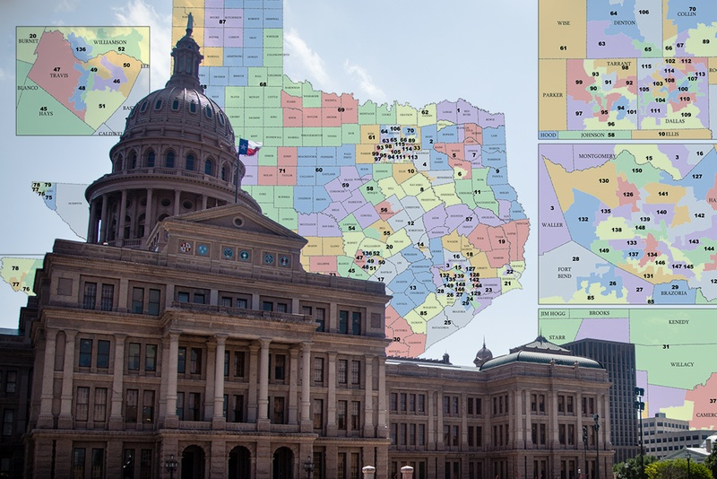 Five Things to Know About This Week's Big Texas Redistricting Trial