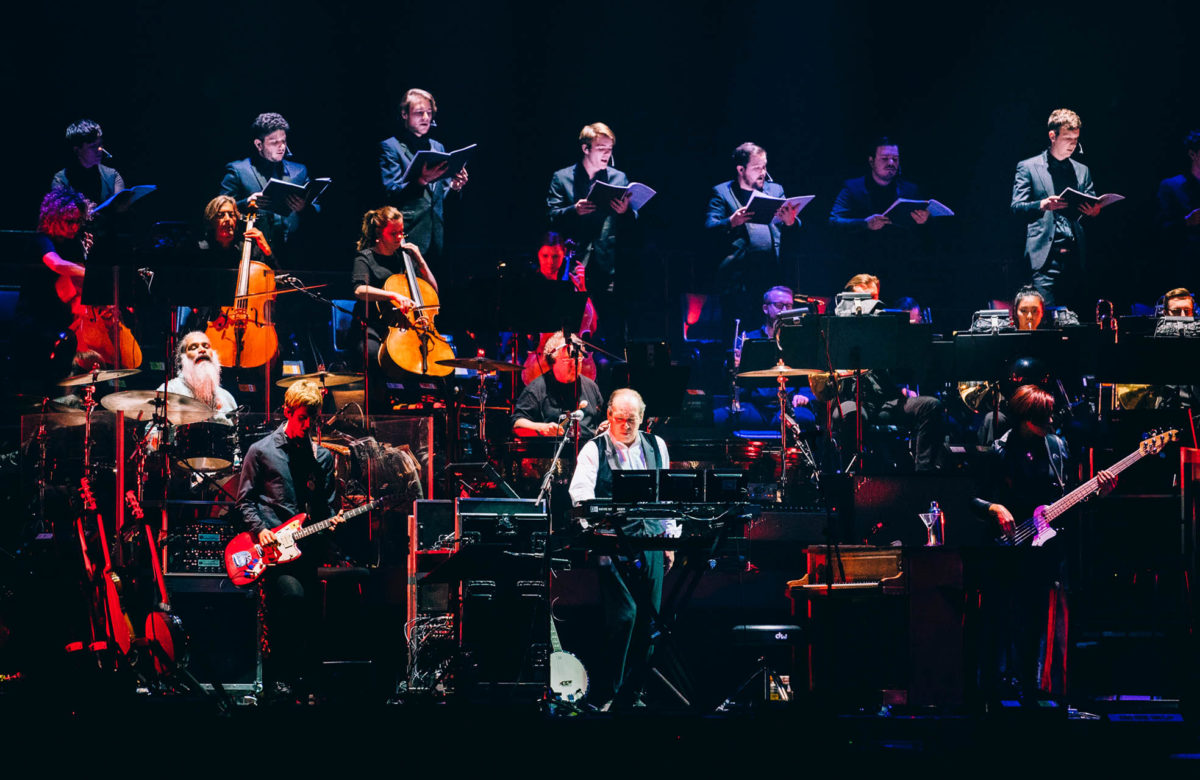 Hans Zimmer Live Ensemble Performs