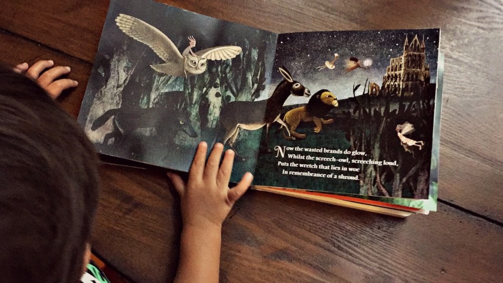 Behowl The Moon Book - Shakespeare