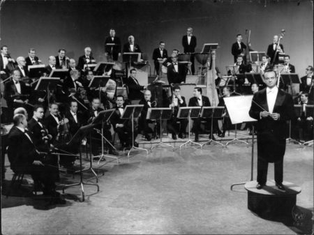 Astor Piazzolla and his orchestra