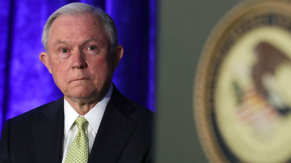 Should Jeff Sessions Resign?