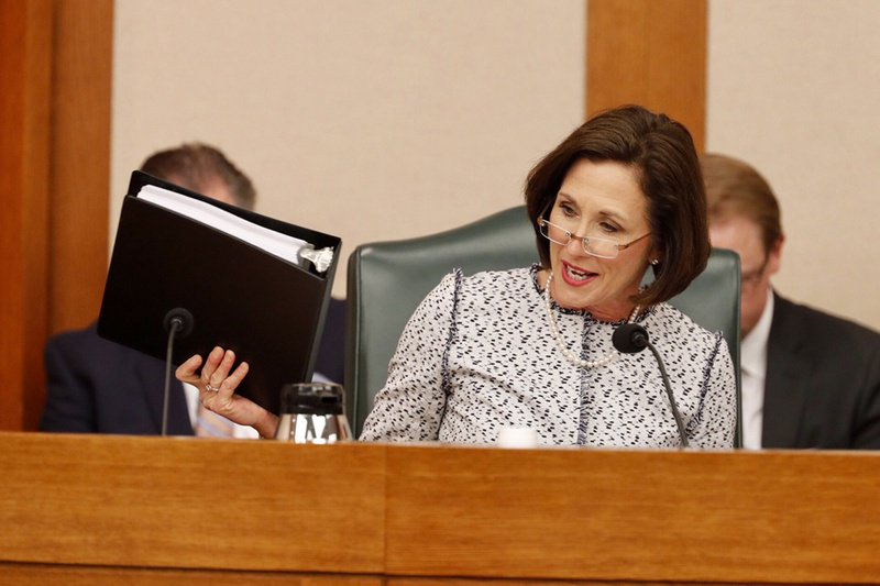 Texas Senate OKs agency oversight bill in late-night session