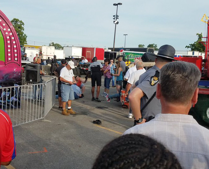 WATCH Ohio State Fair Opens But Rides Closed After Deadly - Houston state fair