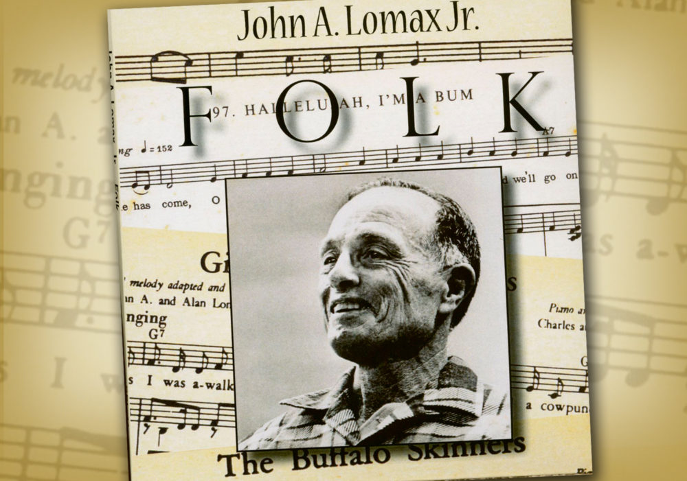Lomax Legacy: Son Releases Album Of His Father Singing His