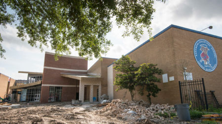 Kashmere High School has missed state standards for going on seven years. If HISD doesn't improve it and all its other chronically failing schools, it could face a state board of managers.