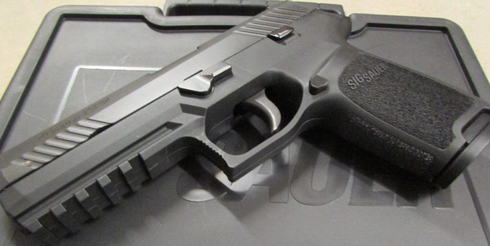 Tests conducted last week by the Houston Police Department found the Sig Sauer P-320 model can accidentally fire if it is dropped.