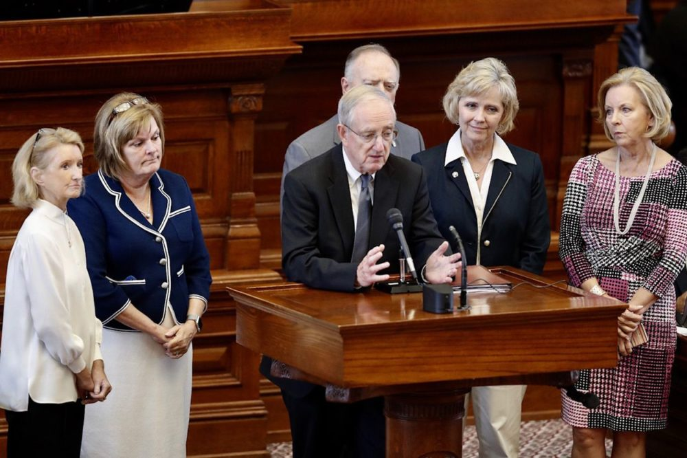 Texas governor signs bill to limit insurance coverage for abortions