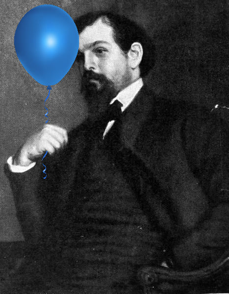 Claude Debussy: August 22