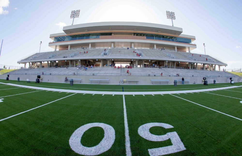 Texas high school unveils $70.3M football stadium, most expensive in US