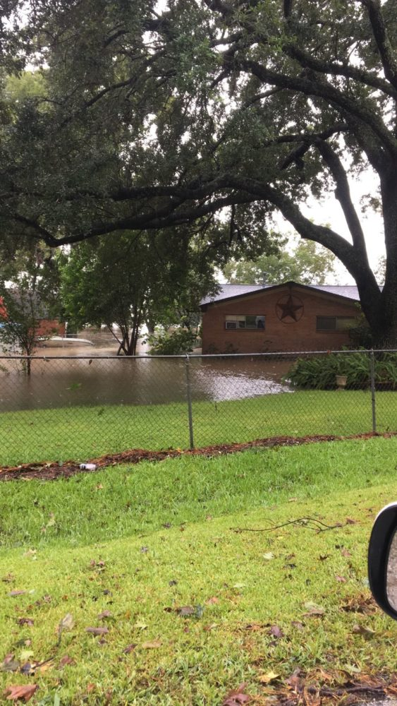 Almost 1,000 Harris County residents are interested in buyouts of their flooded homes, according to the county's Flood Control District.