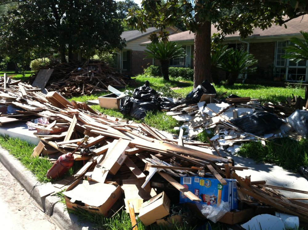 The City of Houston will provide information about its post-Harvey clean-up operations through the website HoustonRecovers.org.