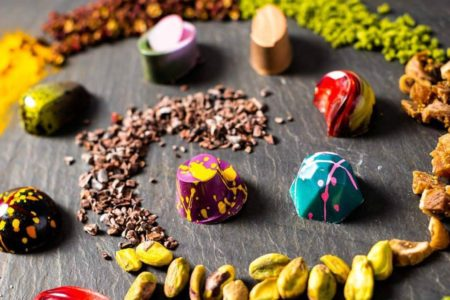 Cacao and Cardamom Gourmet Chocolate