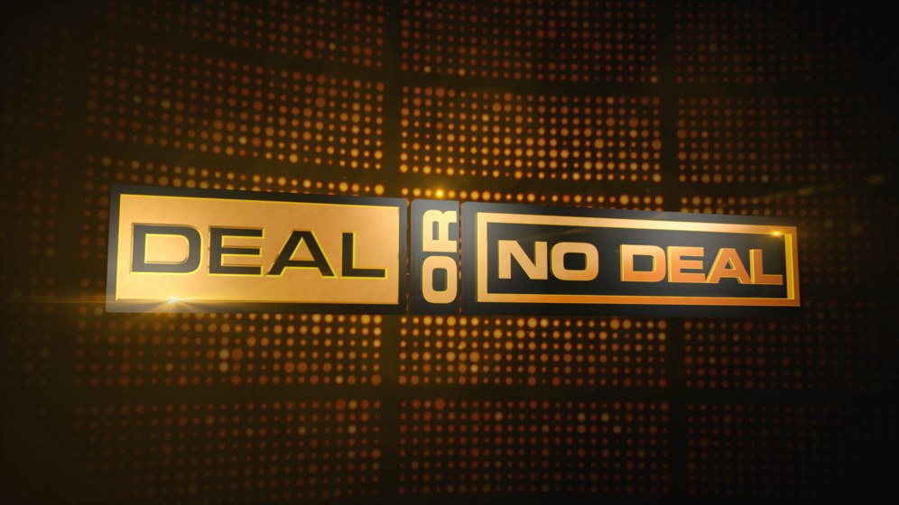 Deal or No Deal game show logo