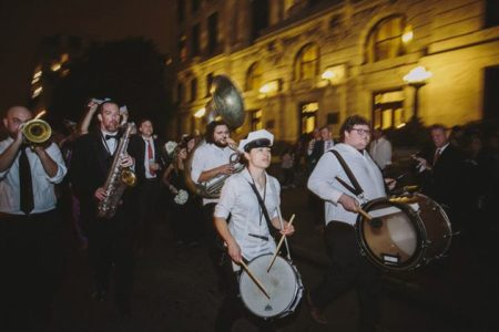 One Love Brass Band