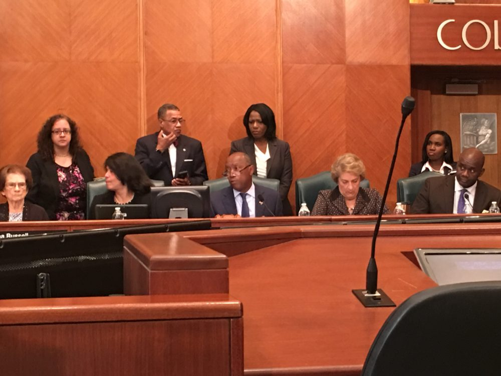Mayor Sylvester Turner presided the Houston City Council meeting held on September 20th, during which some members voiced frustration and concerns over the clean-up process after hurricane Harvey.