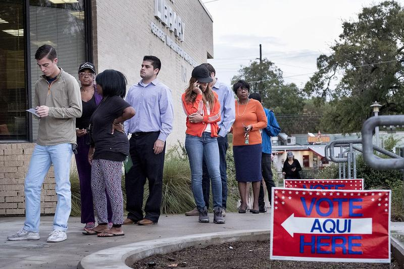 Texas Judge Blocks State From Sharing Voter Info With Election Commission