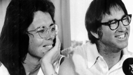 Battle of the Sexes - Billie Jean King And Bobby Riggs