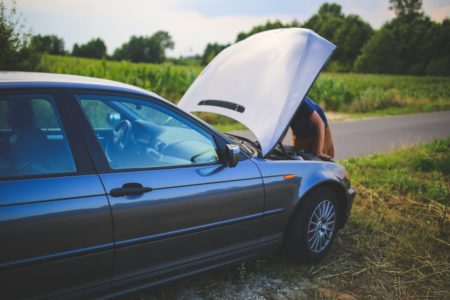 Car Trouble - Roadside Survival-Pexels