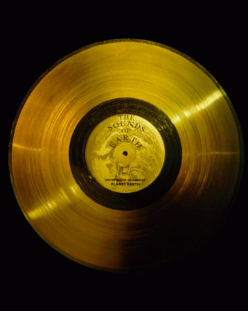 The Sounds of Earth--Voyager golden record