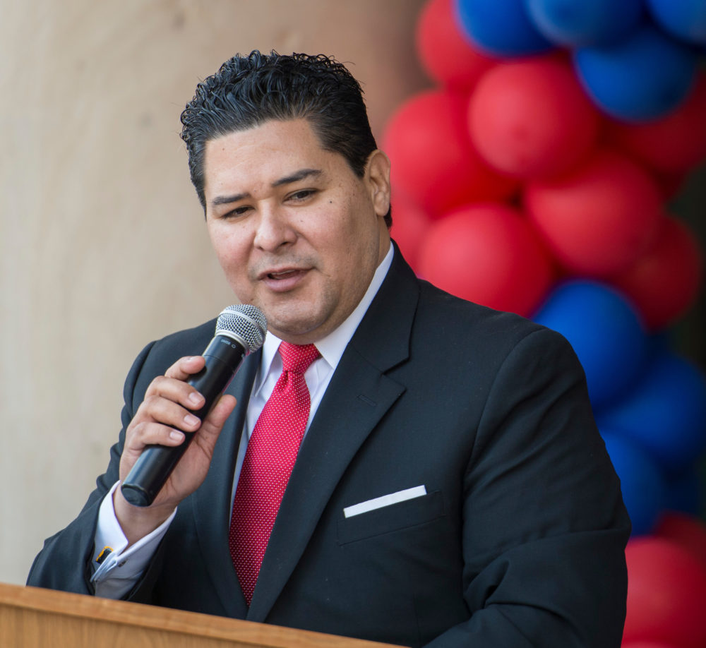 Superintendent Richard Carranza said that the decision to end DACA affects about 10 percent of the students in the state's largest school district.