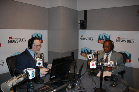 Houston Mayor Sylvester Turner was Houston Matters' guest on Monday and said one of the biggest challenges the City will face in 2018 will be dealing with the post-Harvey rebuilding process in a smarter way.