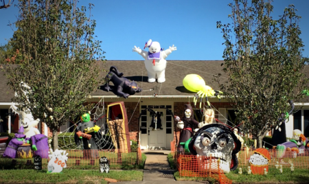 Halloween Decorations Meyerland