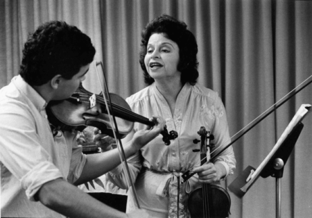 Fredell Lack 1960s Teaching Violin
