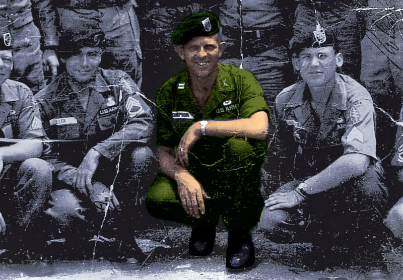 American300 Tours News: Vietnam POW shares story once