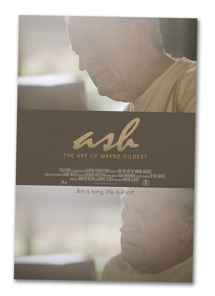 Ash - Documentary Poster