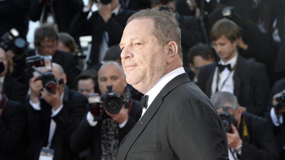 Harvey Weinstein and studio sued for assault and battery by actress