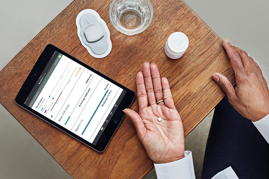 'Digital Pill' Tells Doctor When Patient Takes It