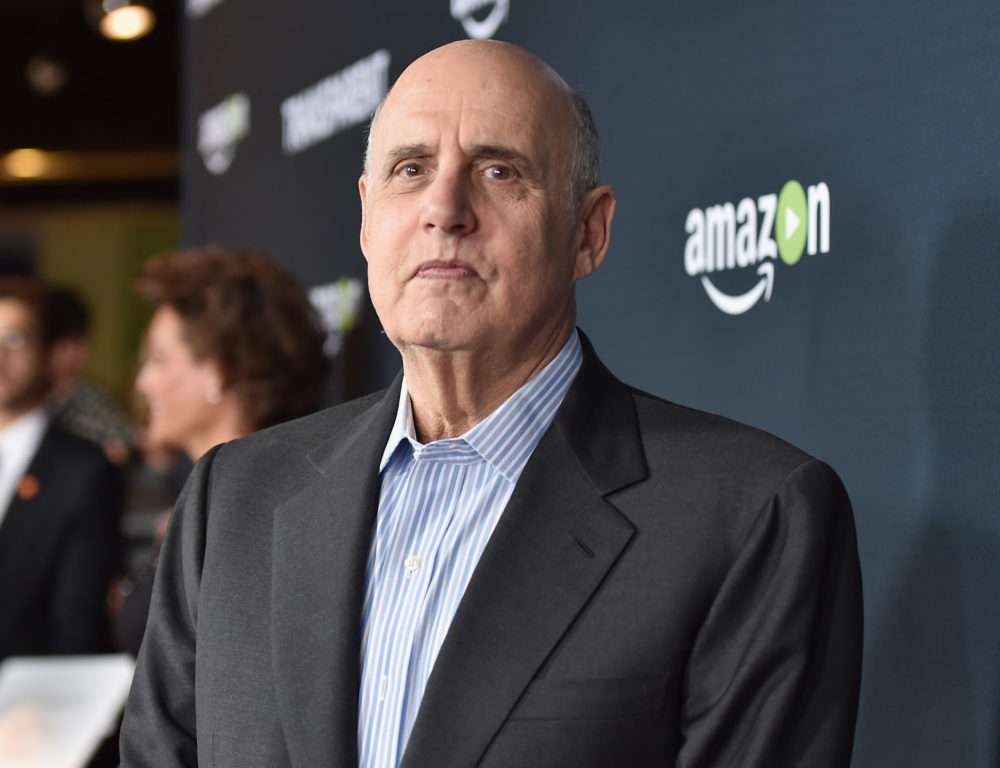 Jeffrey Tambor Says He's Leaving 'Transparent' Amid Sexual Misconduct Allegations