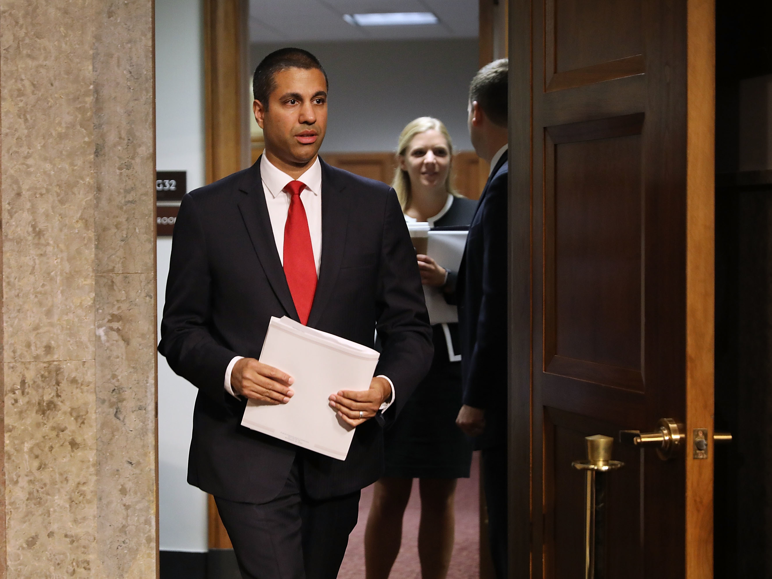 Net neutrality rules expected to be repealed on partisan lines