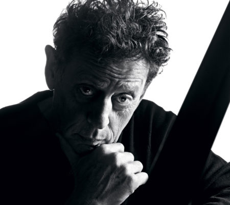 Composer Philip Glass