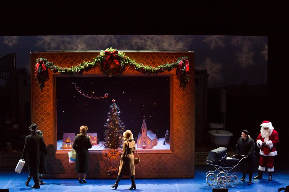 Production photo of The House Without a Christmas Tree