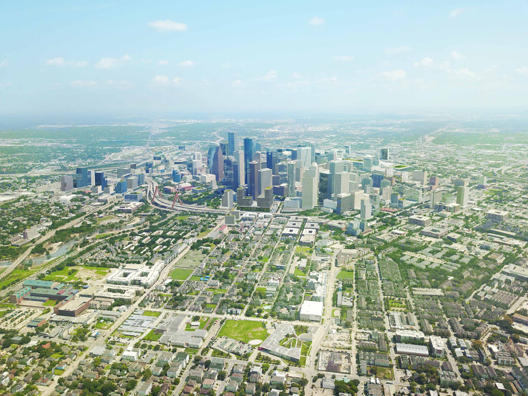 What's In The New 20-Year Vision For Downtown Houston ...