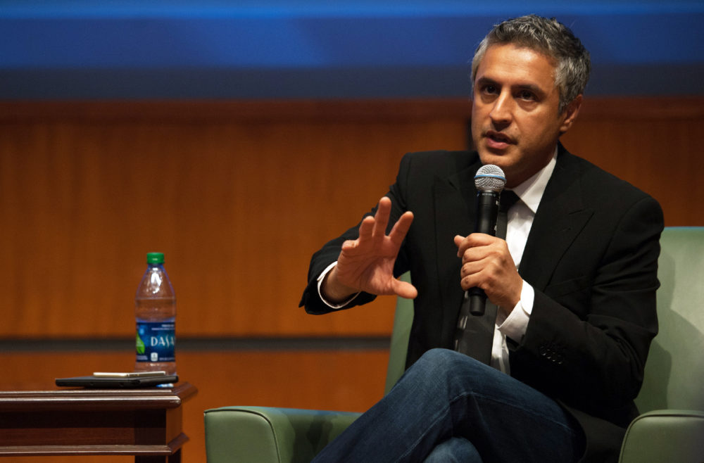 Writer Reza Aslan Speaking