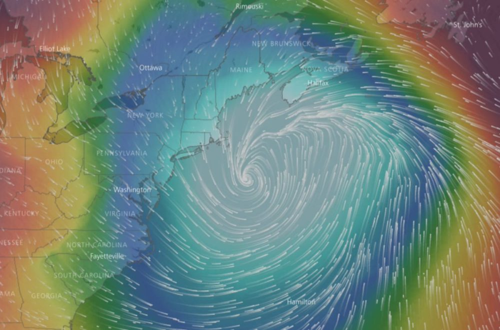 WATCH: Winter Storm Threatens To Dump Ice, Snow Across South