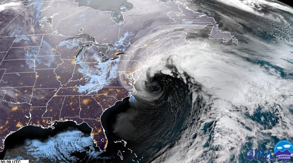Huge Swath Of US Hit By Winter Storm, Bringing Snow, Cold – Houston