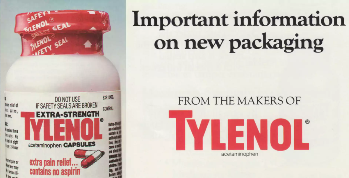 tylenol murders essay Get access to getting away with murder essays only from anti essays listed results 1 - 30 tylenol murders murders on the morning of september 29.