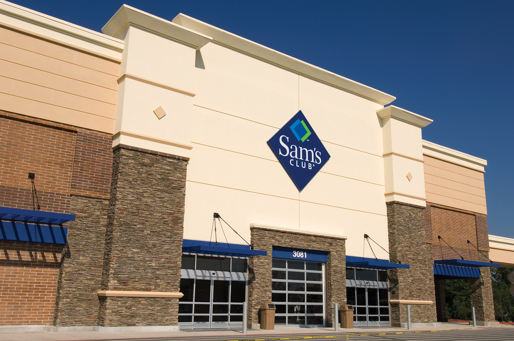 Sam's Club closing dozens of stores.