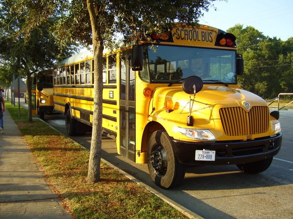 The HISD transportation system has dealt with delays and other problems this school year.