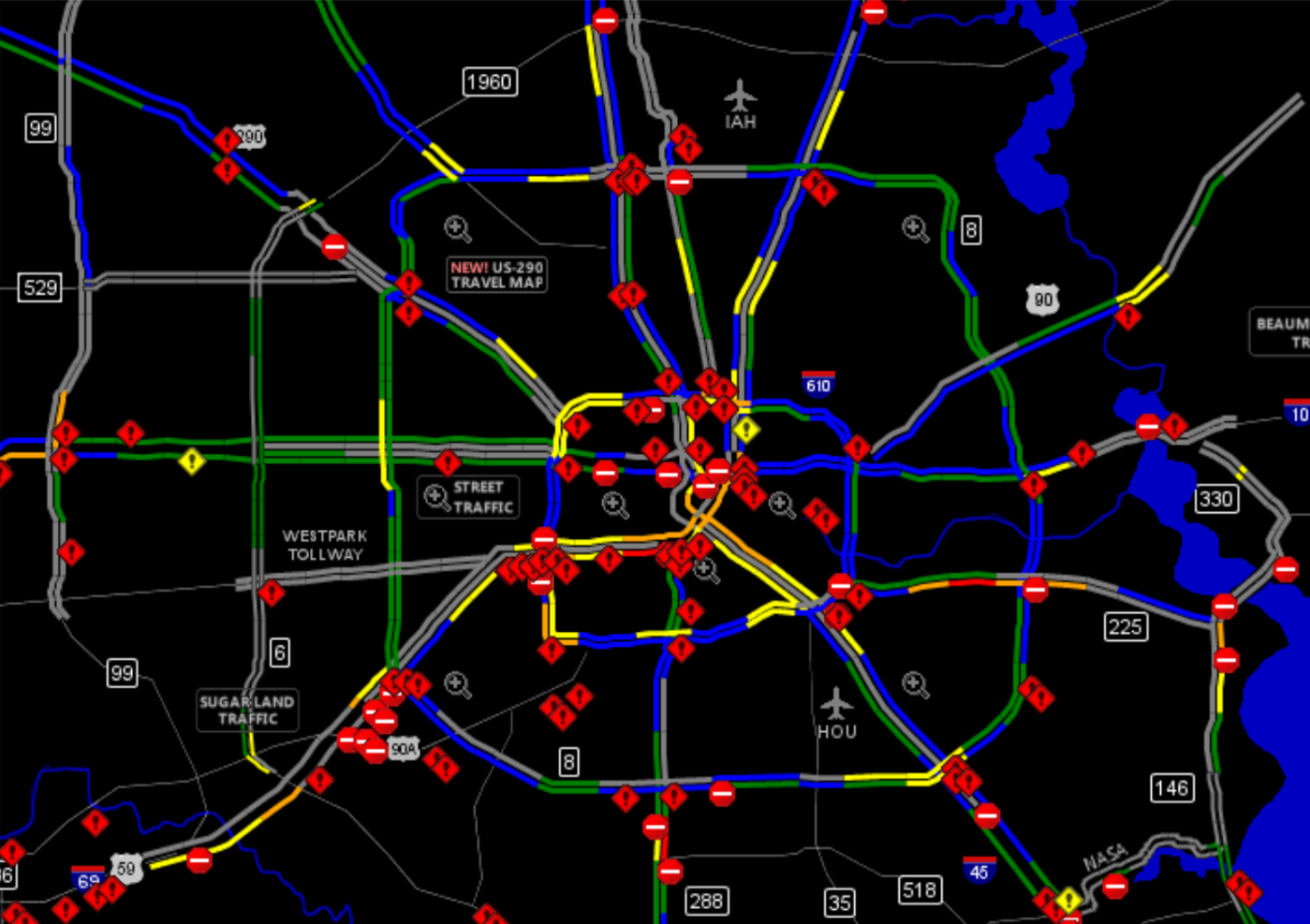 UPDATE: Icy Roads And Driving Conditions Impacted By Inclement ... on