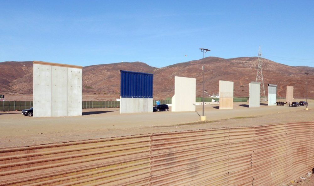 Border Wall Models Thwart Us Commandos In Tests Houston