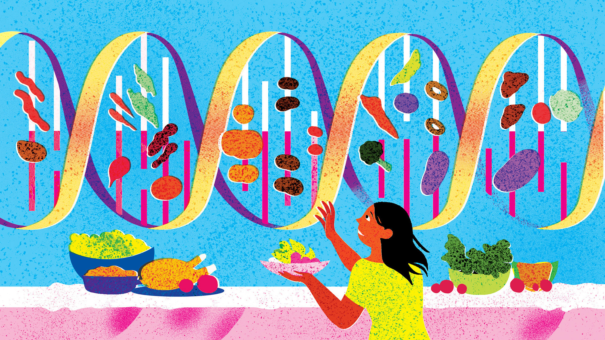 There's an explosion of interest in personalized diet approaches and at-home test kits are popping up everywhere.