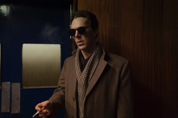 Benedict Cumberbatch is Patrick Melrose in 'Melrose'.